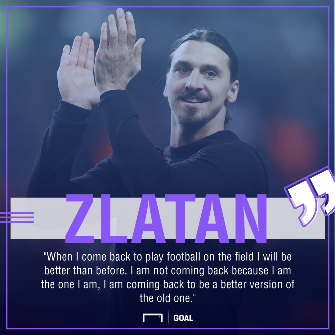 Zlatan Ibrahimovic quote gfx