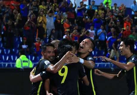 Report: Malaysia 1 Lebanon 2