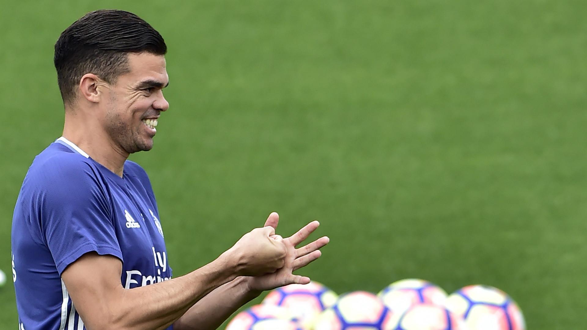Pepe iría al Inter tras dejar el Real Madrid