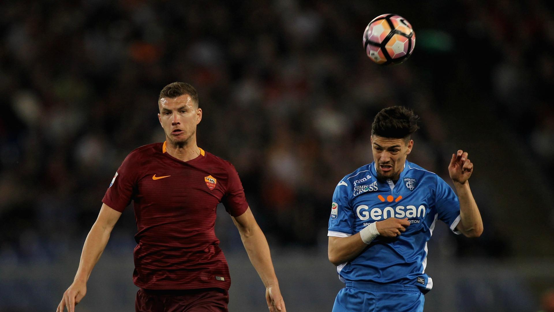 فيديو : روما يحقق فوزاً هاماً على امبولي