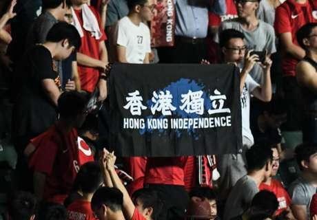 Buhrufe während China-Hymne: Hongkong bestraft