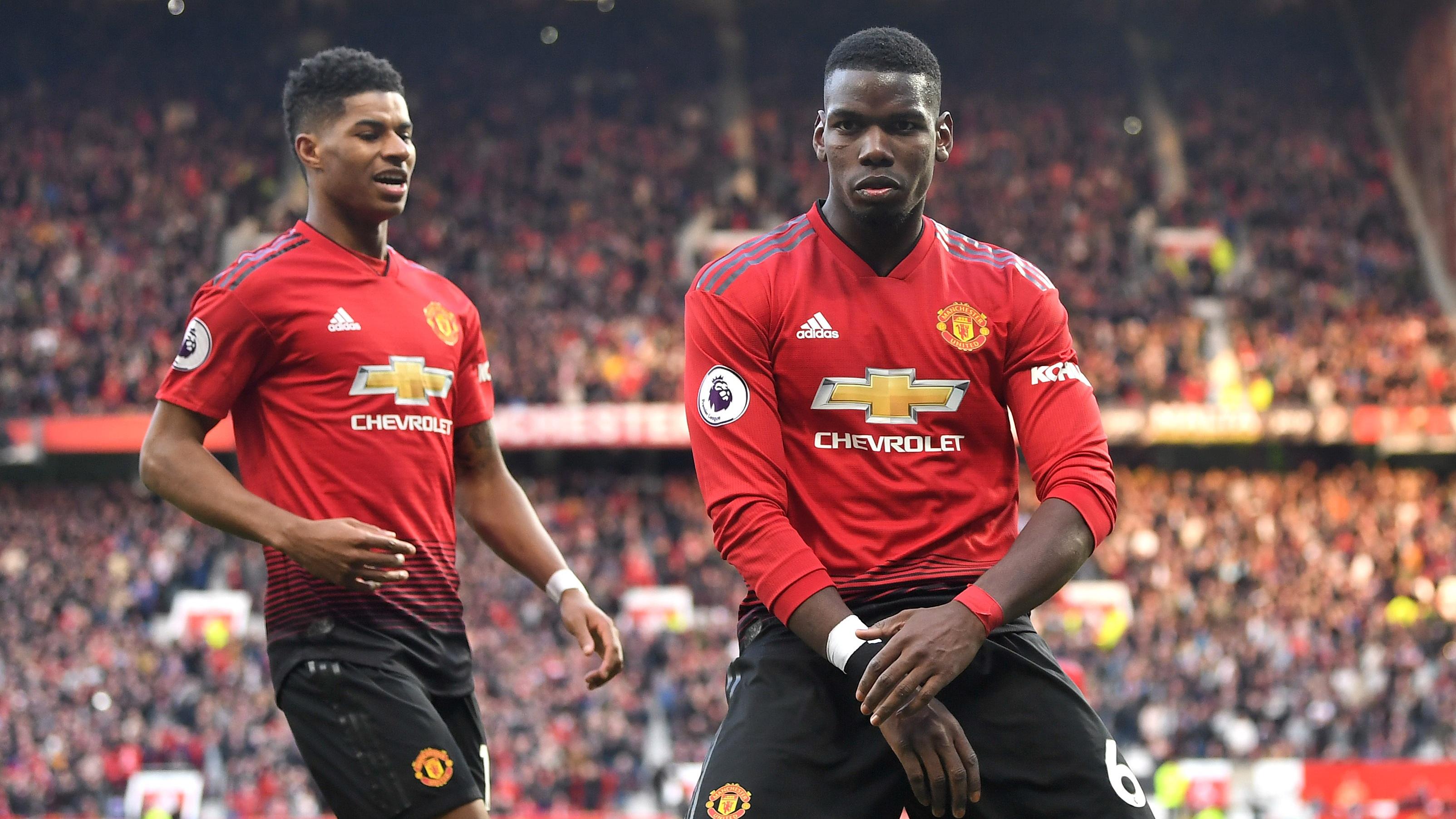 Manchester United, Pogba en négociation pour une prolongation ?