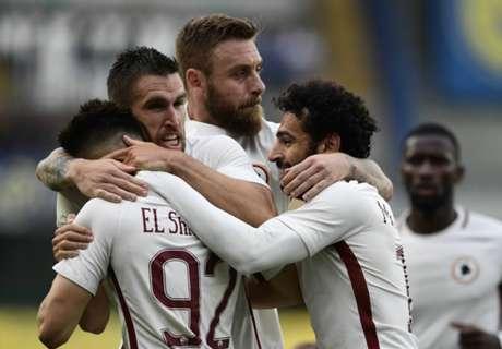Roma e Napoli pressionam Juventus
