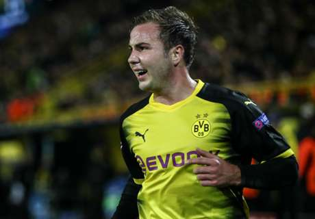 Gotze getting back to his best at Dortmund