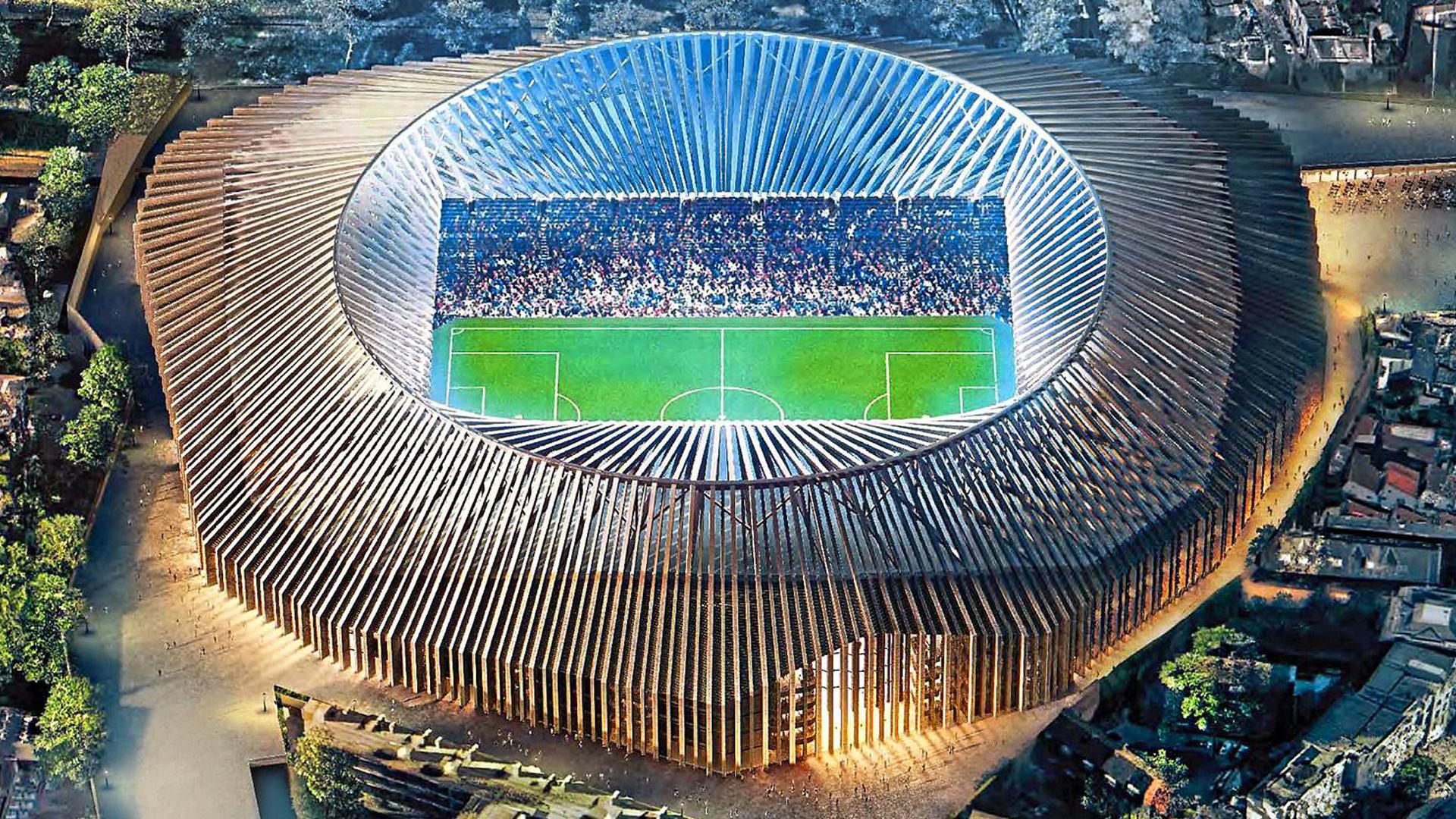Chelsea's stadium redevelopment