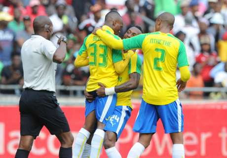 Who is Sundowns' Player of the Season?