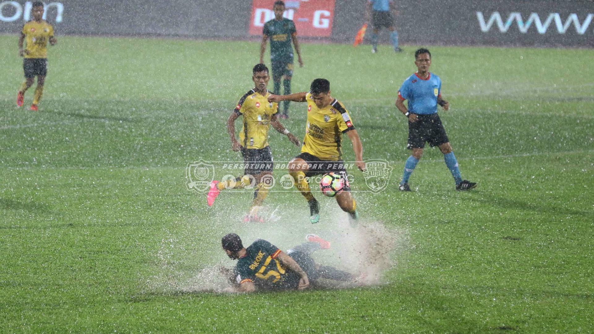 Perak, Sarawak, Super League, 24/05/2017