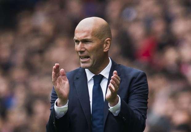 Zidane nikmati gelar La Liga