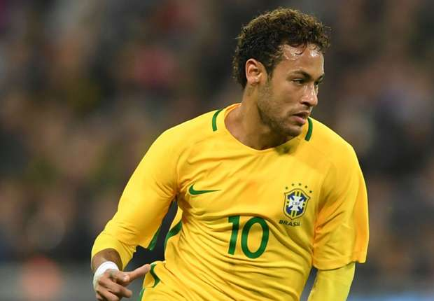 Brazil's Neymar 'happy' to avoid Nigeria at World Cup
