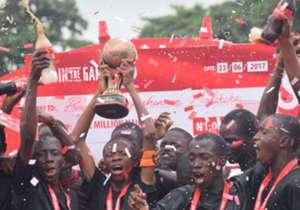 2017 Copa Coca-Cola Champions - Oyo