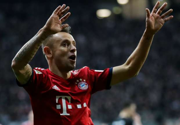 Rafinha 'about to reach an agreement' with Flamengo