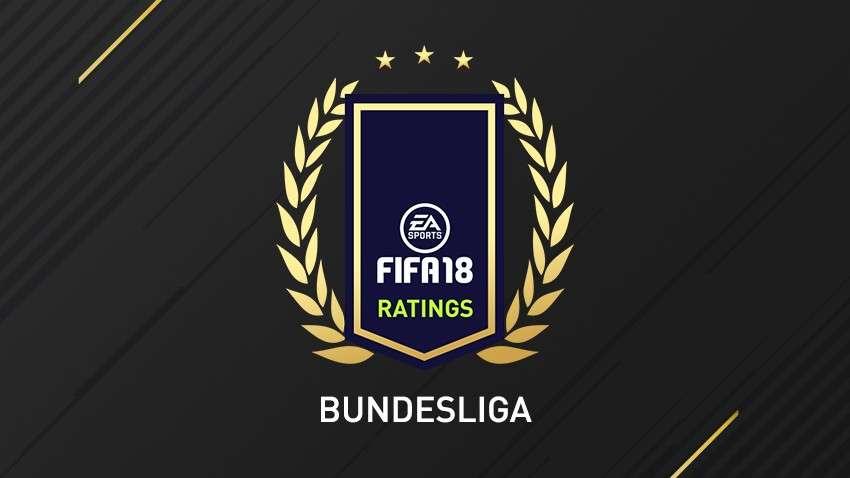 Bundesliga fifa 18