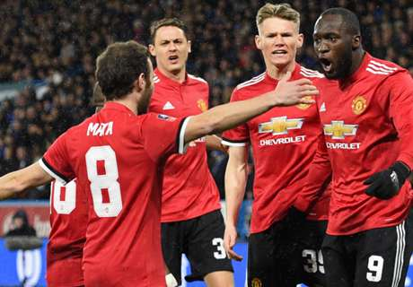 'Man Utd are second best - in a good way'