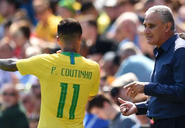 Plan B may well have become Plan A - and Coutinho is the central figure in Tite's evolving Brazil
