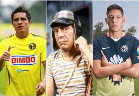 Los del América que le 'iban' a Chivas