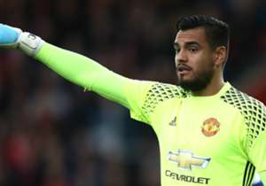 SERGIO ROMERO | Doelman | Manchester United