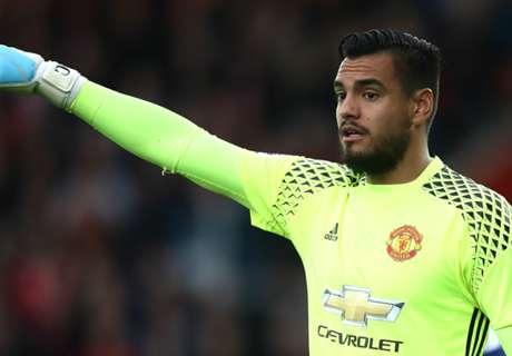 Romero yet to make Man Utd future call