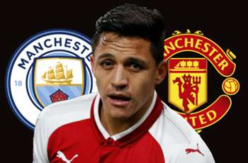 Man City refuse to overpay for Alexis amid Man Utd interest