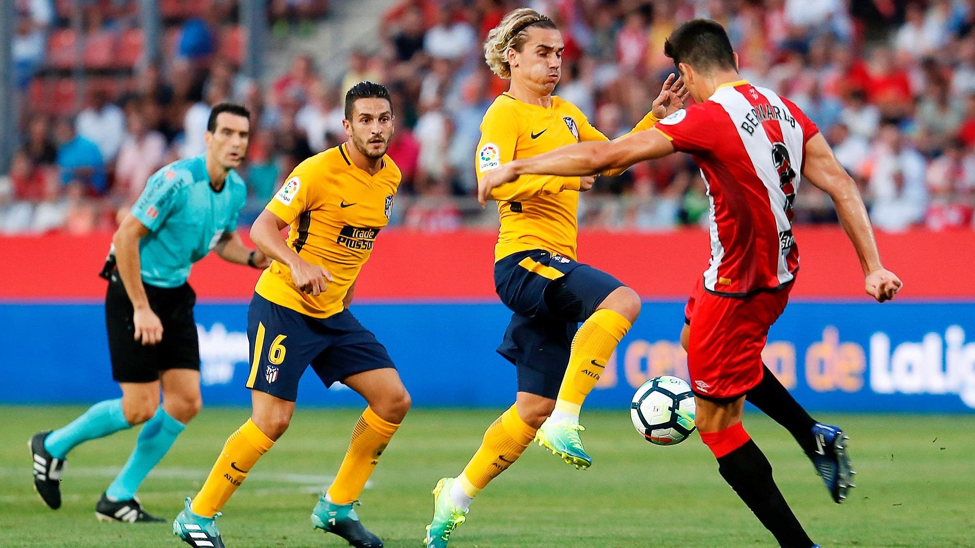 Griezmann e volante argentino pegam gancho na Espanha após insultarem árbitros