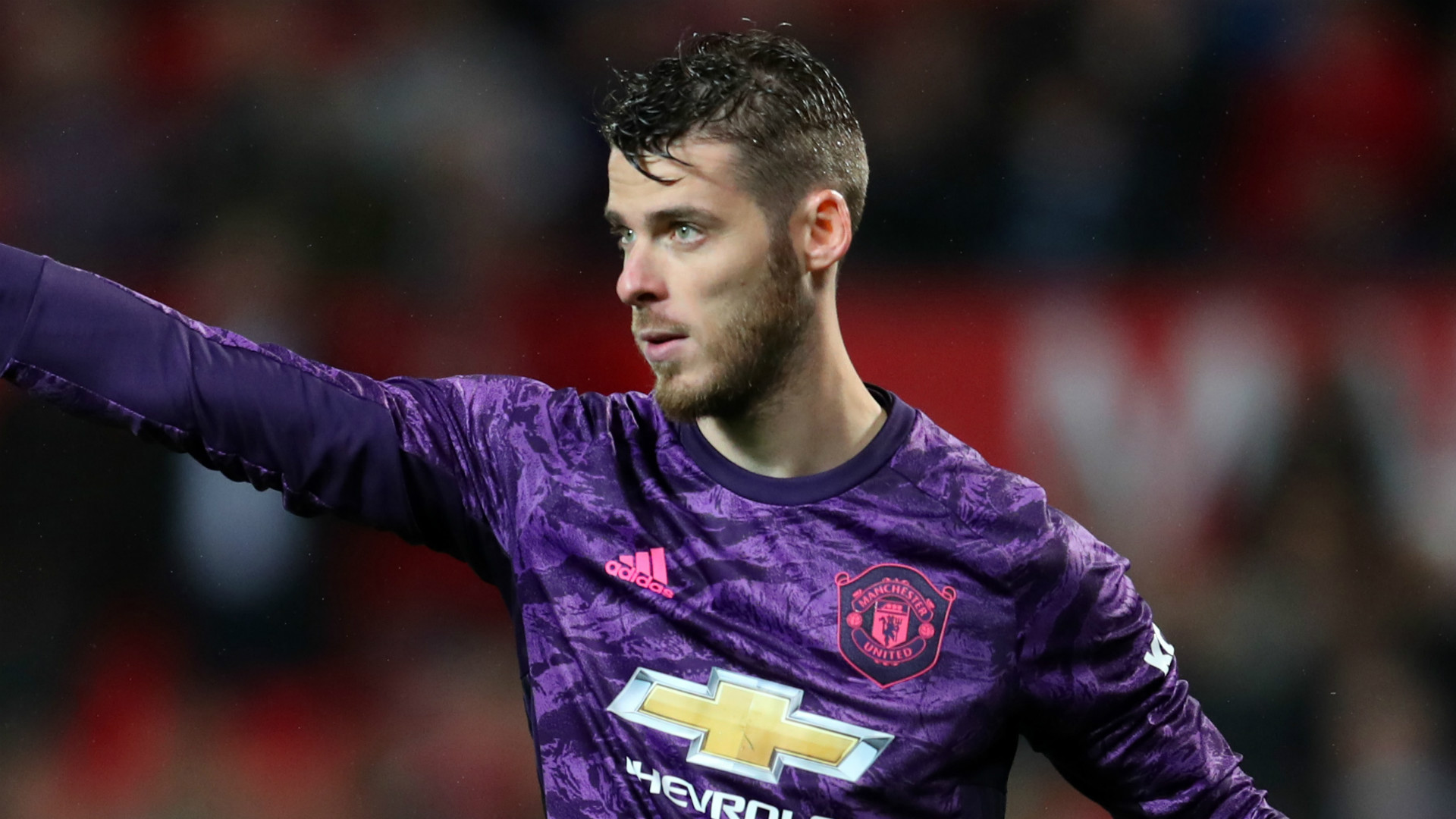 De Gea signed new Man Utd deal in order to land more trophies