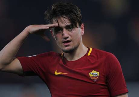 The new Salah? Roma's wing wizard Cengiz Under