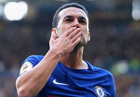 The stat that prove Pedro is vital to Chelsea