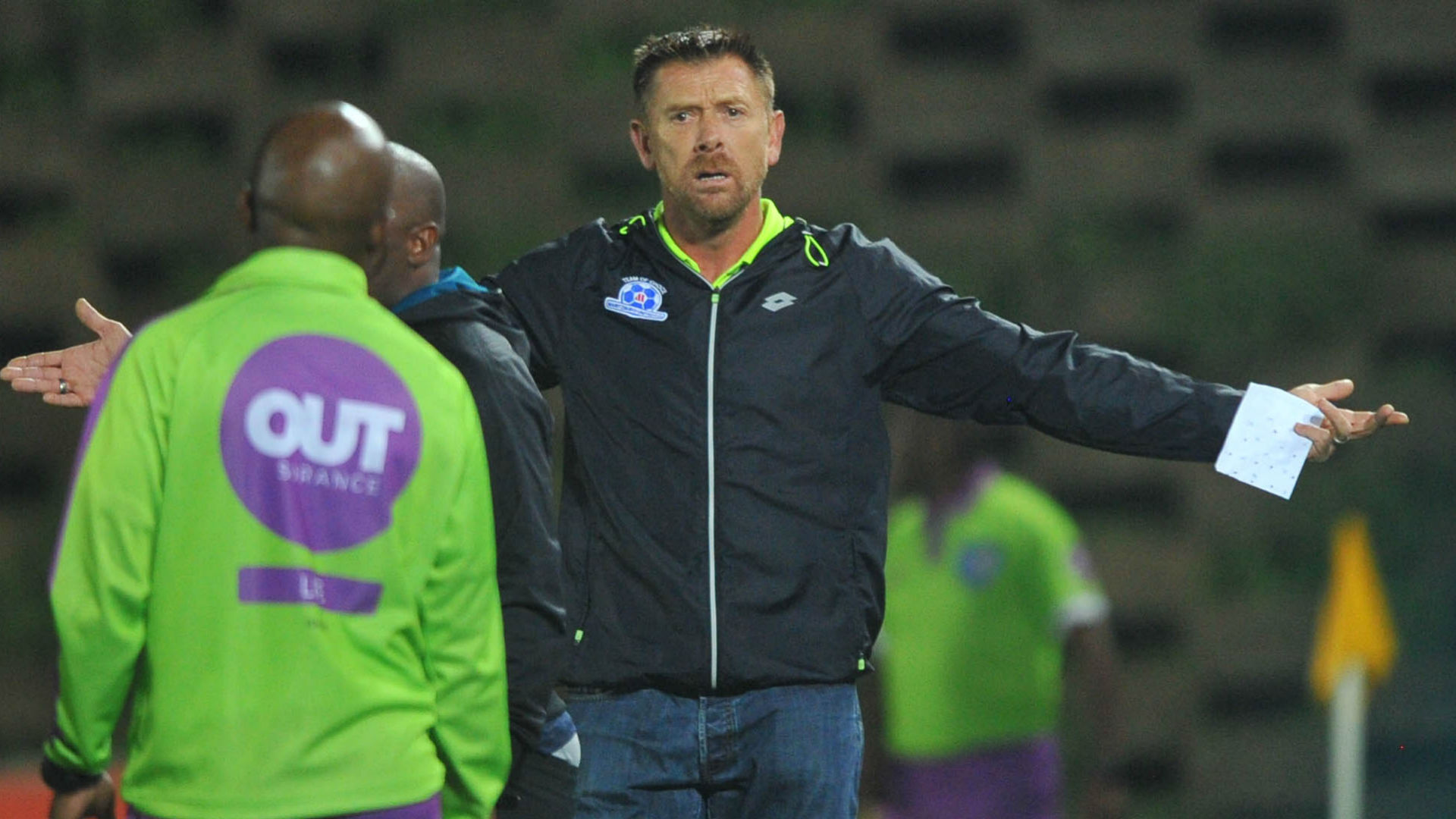 There are no guarantees for Mamelodi Sundowns in the PSL - Tinkler