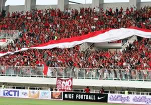 แฟนบอลทีมชาติอินโดนีเซีย