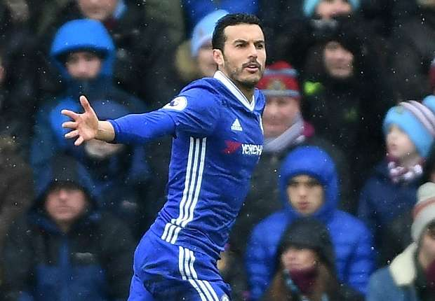 'I'm very happy here' - Pedro puts Chelsea exit talk behind him