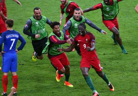 Eder, Portugal stun hosts in Saint-Denis