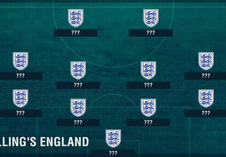 Smalling picks all-time England XI