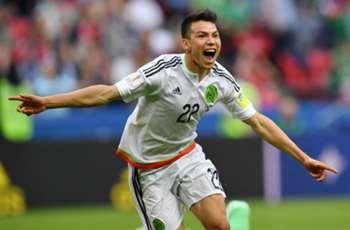 فيديو| هدف شجاع من لوزانو يقود المكسيك للفوز أمام روسيا