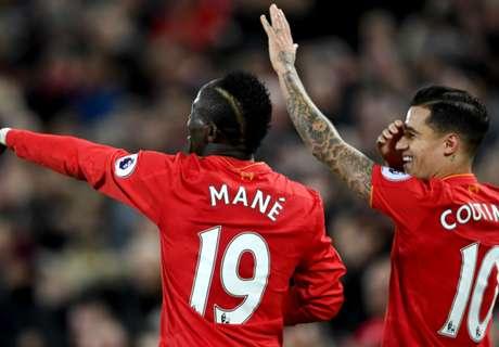 Arsenal perdió ante Liverpool
