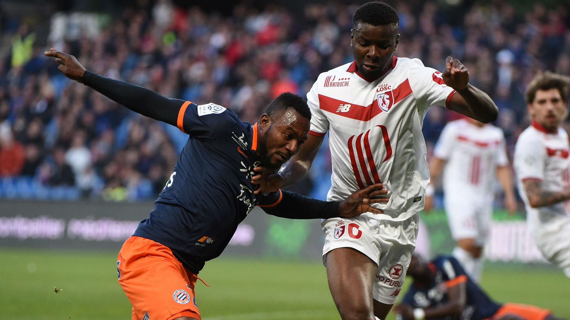 Fin de saison pour Vincent Enyeama — Lille
