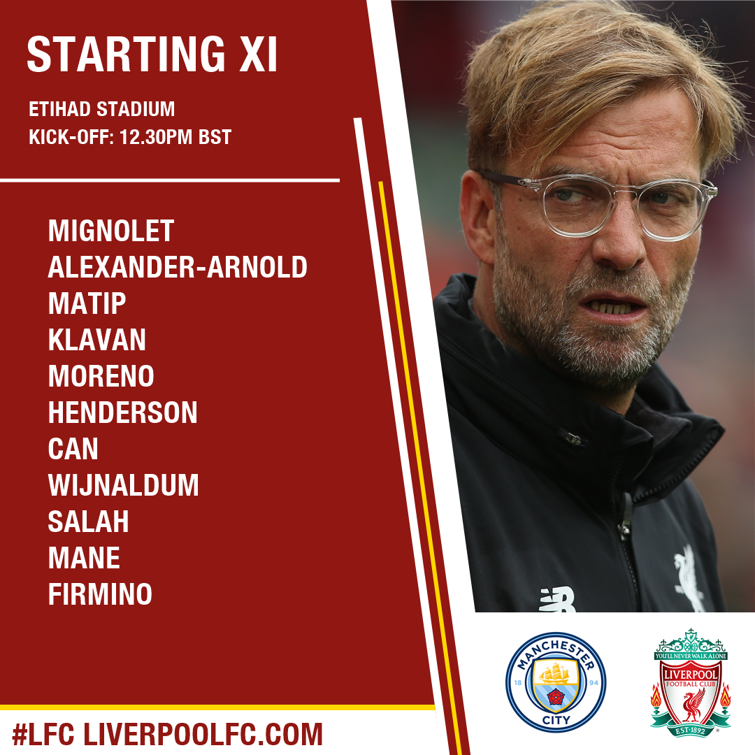 liverpool manchester city 11092017