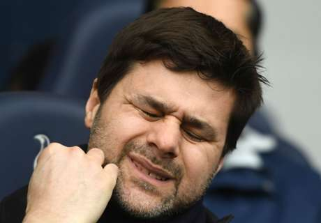 Pochettino bans his wife from Spurs