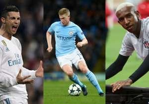 Die Gruppenphase der Champions League ist abgeschlossen. Goal präsentiert die Top-11 der Vorrunde, mit dabei ist auch ein deutscher Nationalspieler.