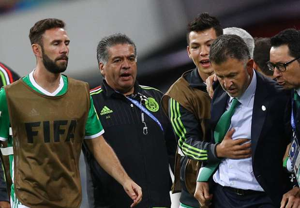 Osorio's suspension still could have repercussions beyond the Gold Cup