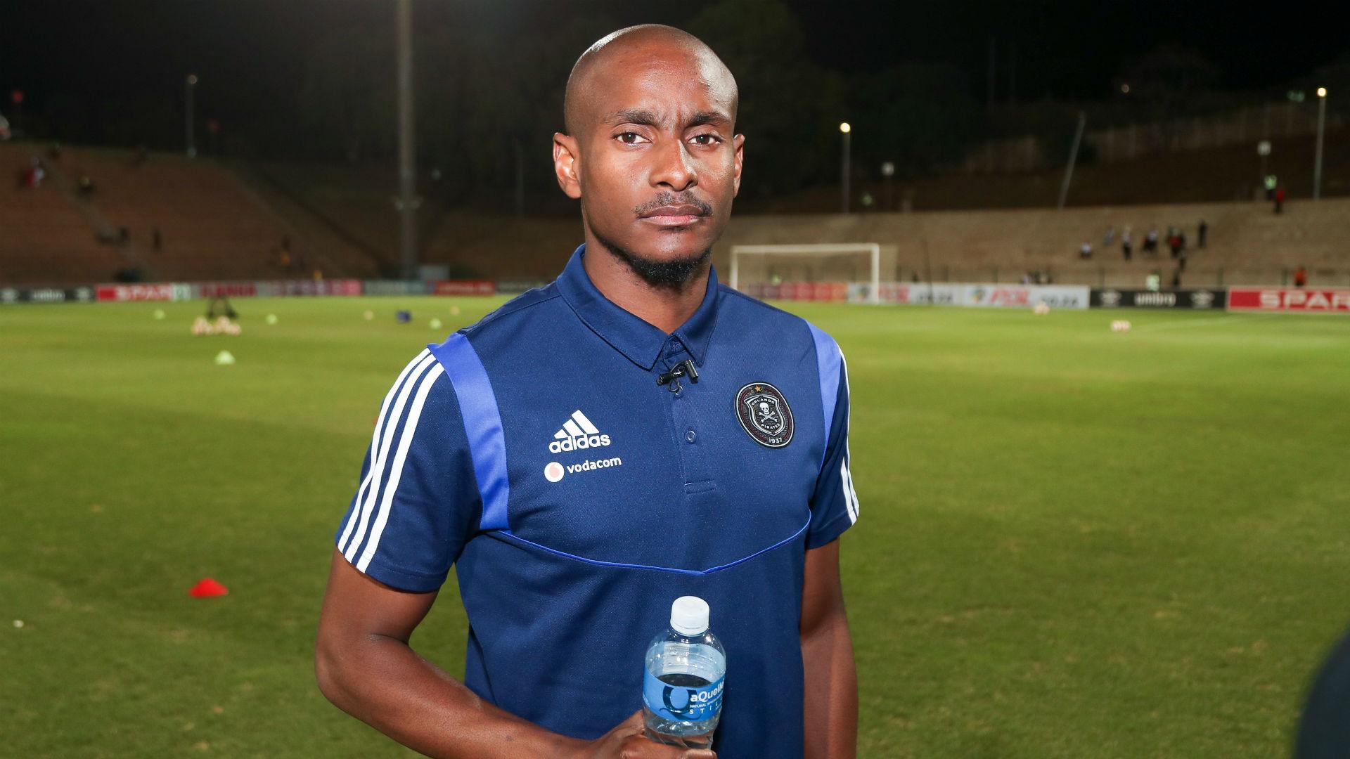 Mokwena pinpoints Orlando Pirates loanee Maphangule as Chippa United's dangerman