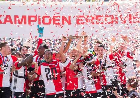 Romansa Dua Dasawarsa Feyenoord