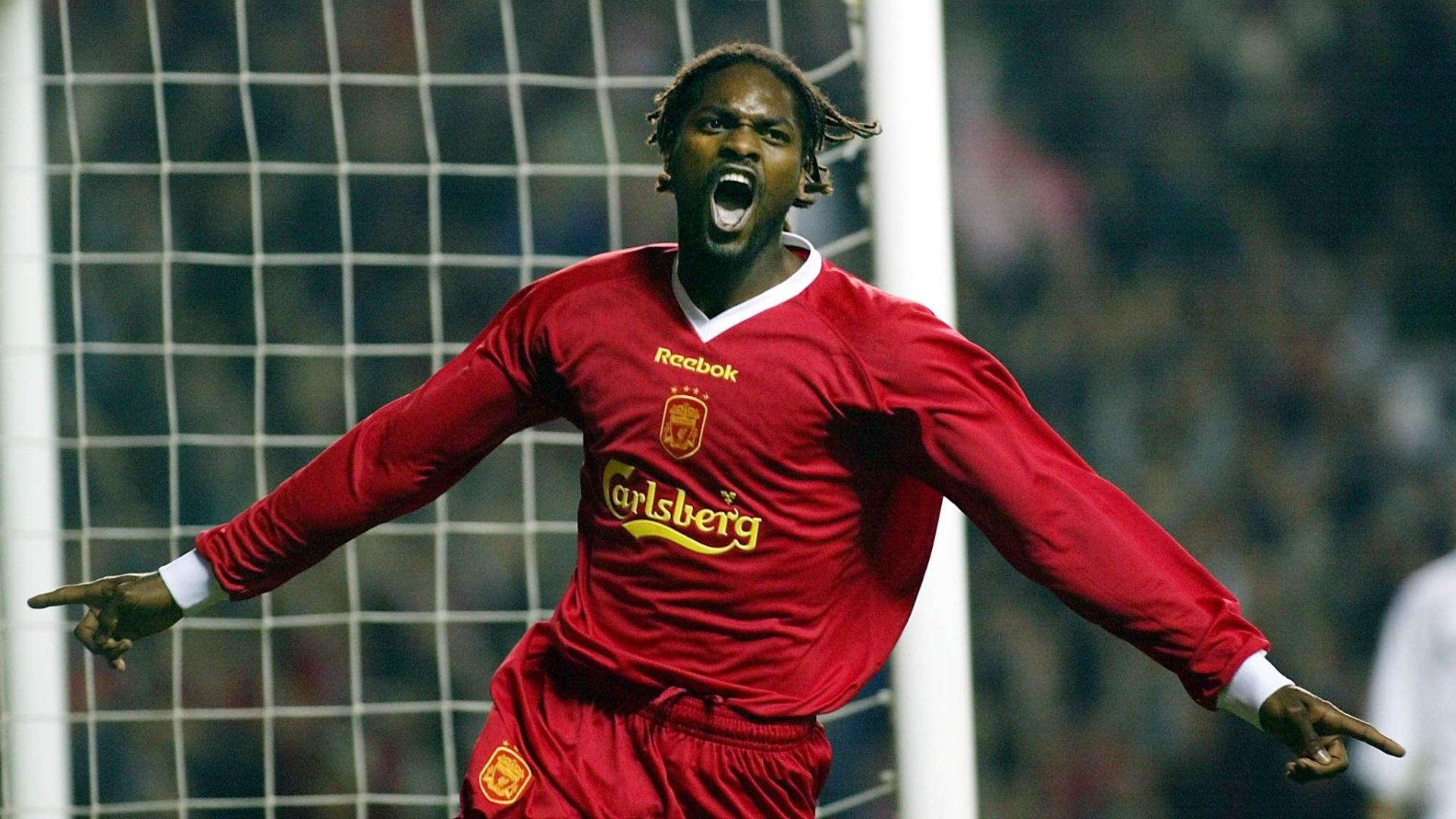 Salif Diao of Liverpool
