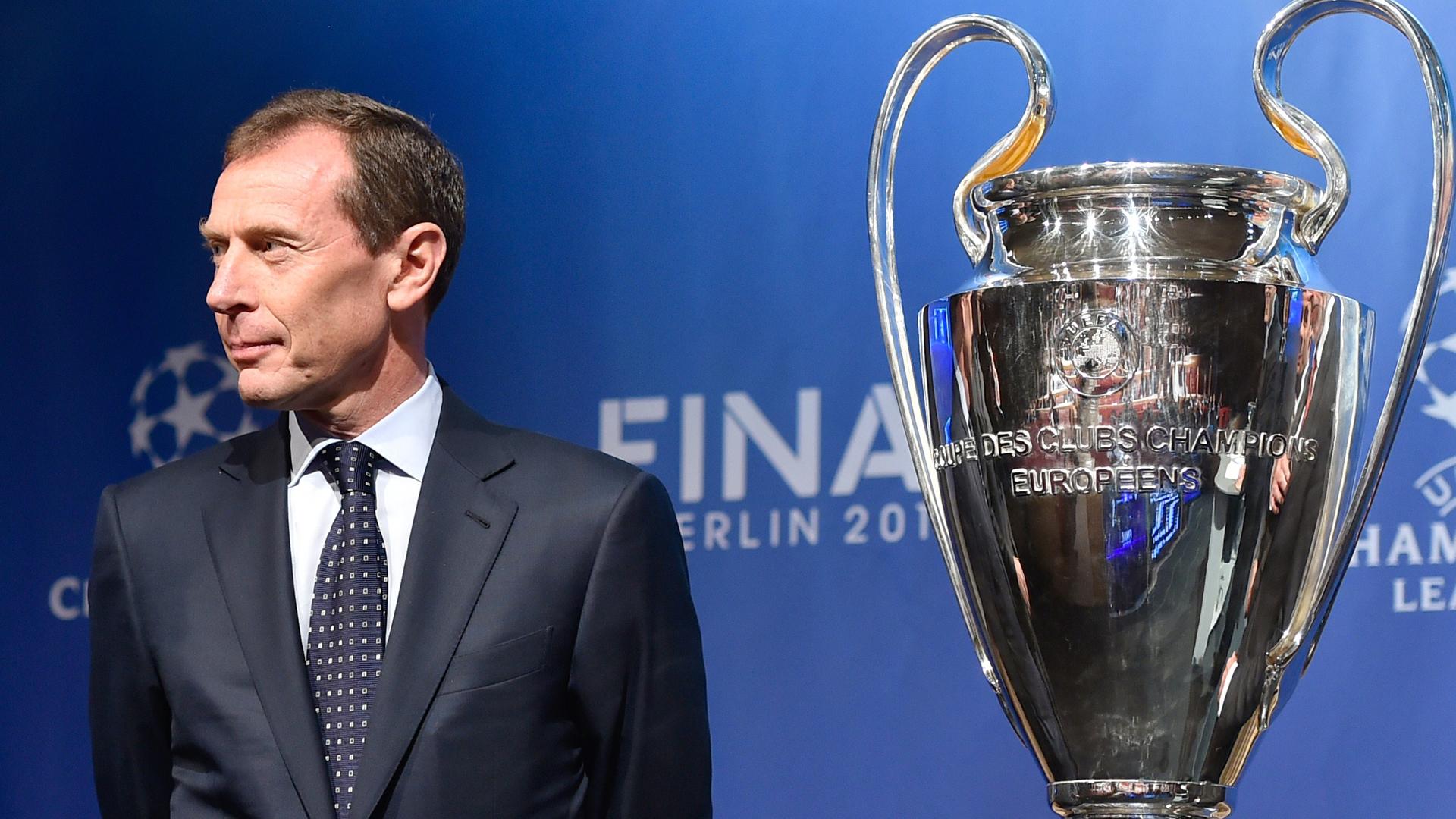 "Ligue des champions, Butragueno : ""Ce ne sera pas Guardiola contre le Real Madrid"""