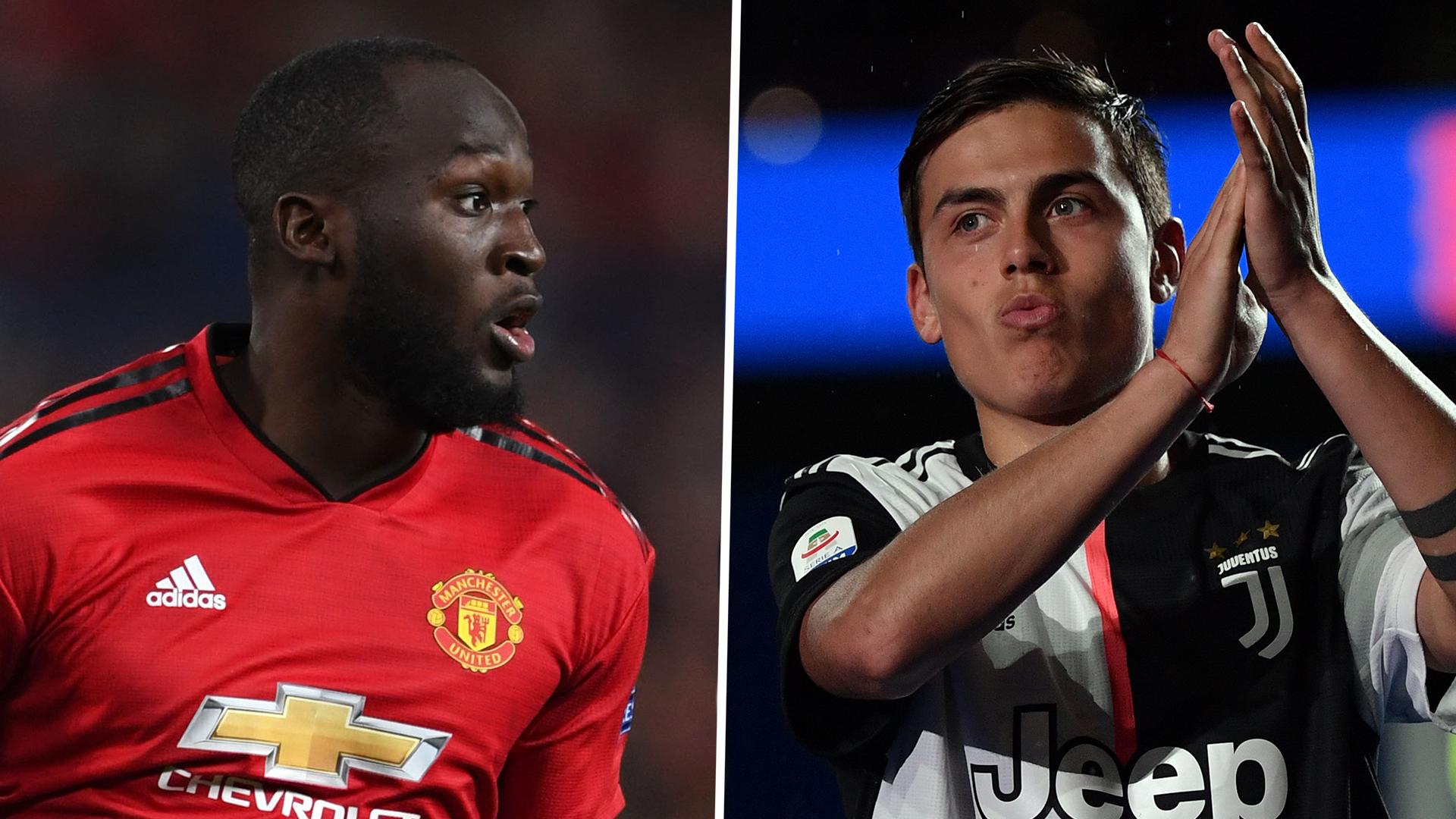 Manchester United : La piste Mandzukic refroidie après l'échec de l'échange Dybala-Lukaku