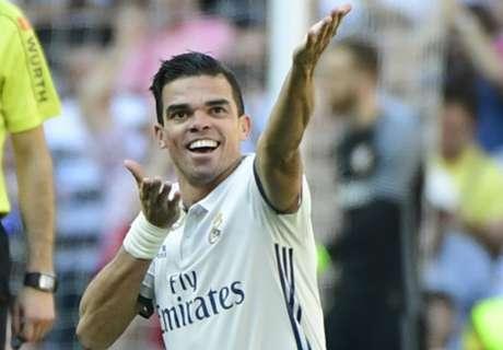 El PSG y Zenit, interesados en Pepe