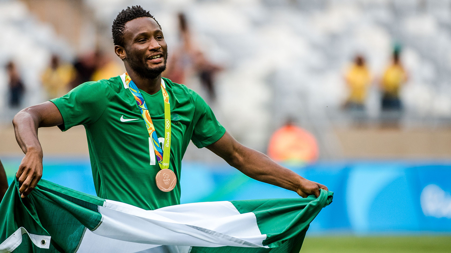 John Obi Mikel: Poor Nigeria ending does not damage legendary status