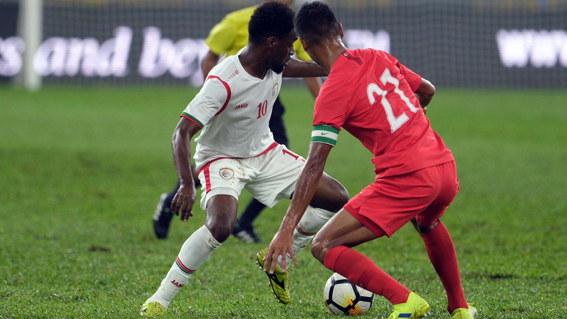 Singapore's U18 end 2020 AFC U19 Championship Qualifying campaign by losing their final game to Myanmar 8-0