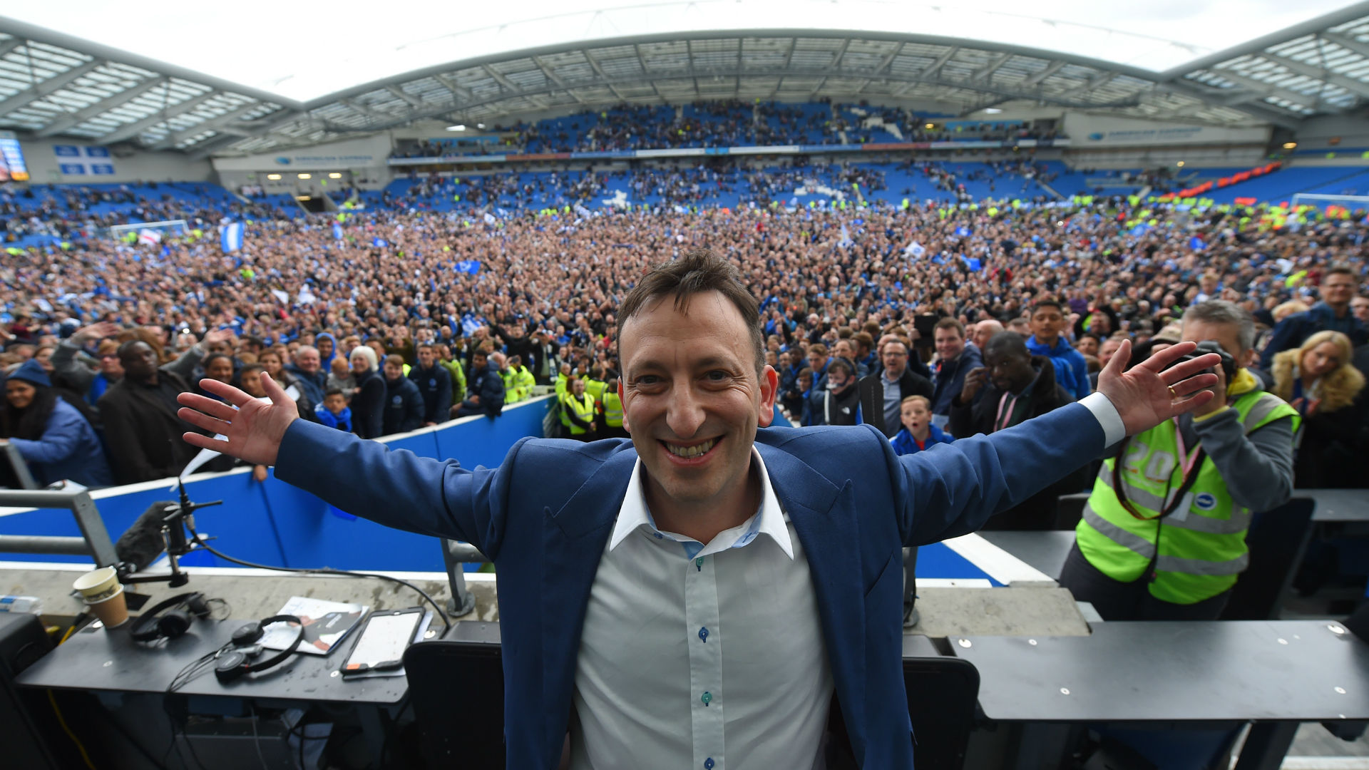Tony Bloom - Brighton