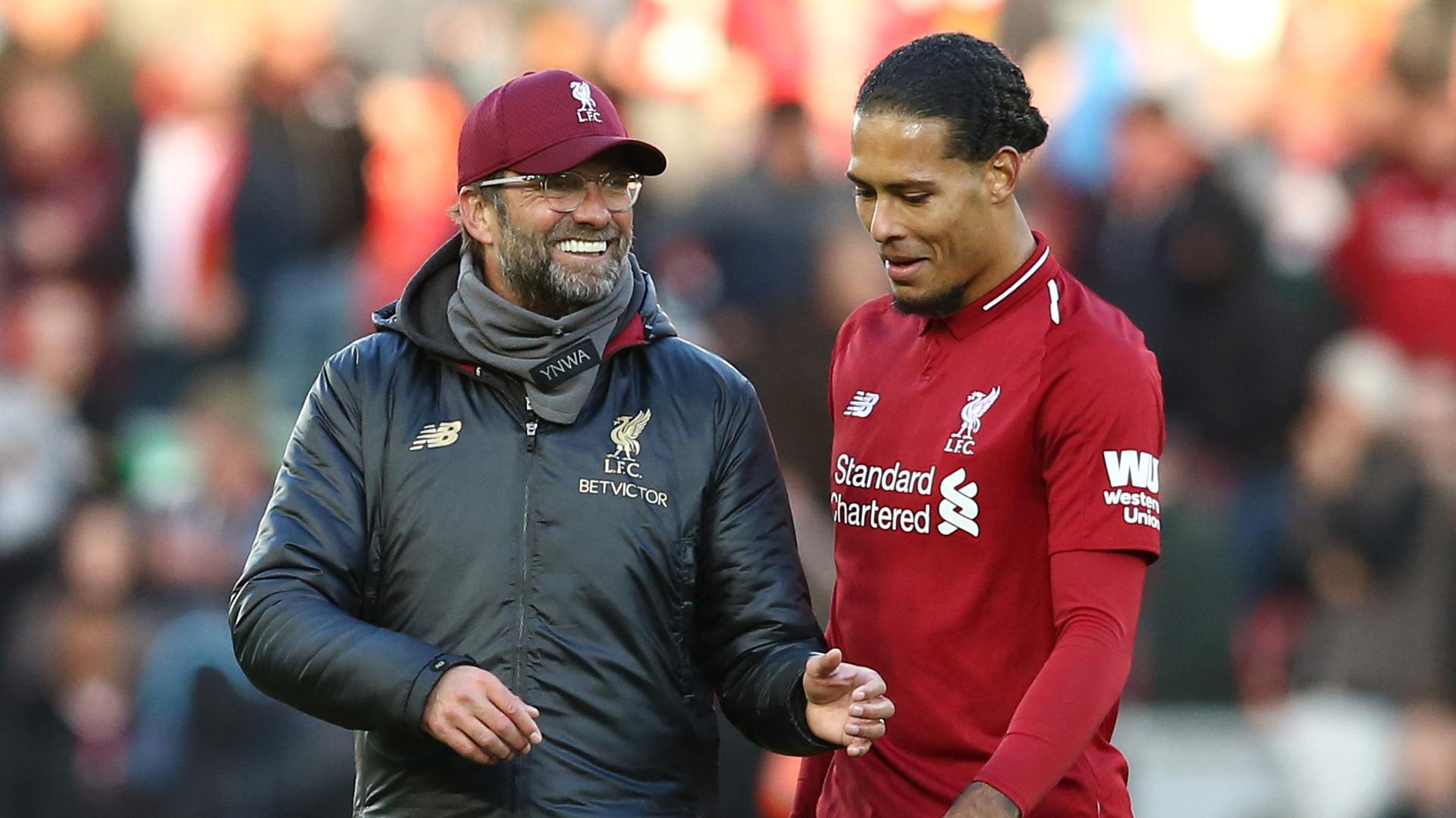 Klopp offers insight into Liverpool's successful pursuit of 'world-class' Van Dijk