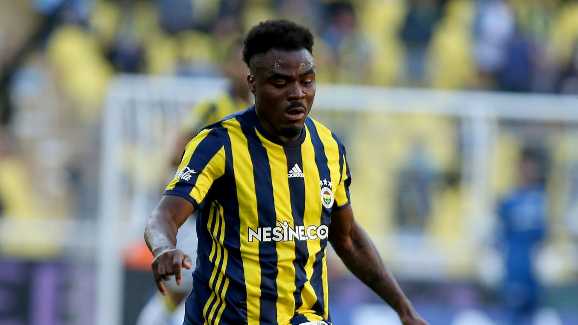 Emmanuel Emenike: Former Fenerbahce star joins Belgian club Westerlo