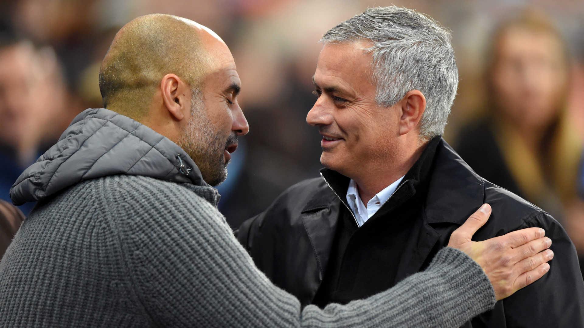 Manchester City - José Mourinho recadre Pep Guardiola